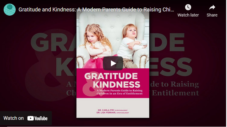 Gratitude & Kindness Book video